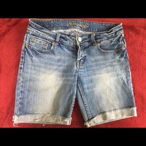 AE Outfitter Jean shorts